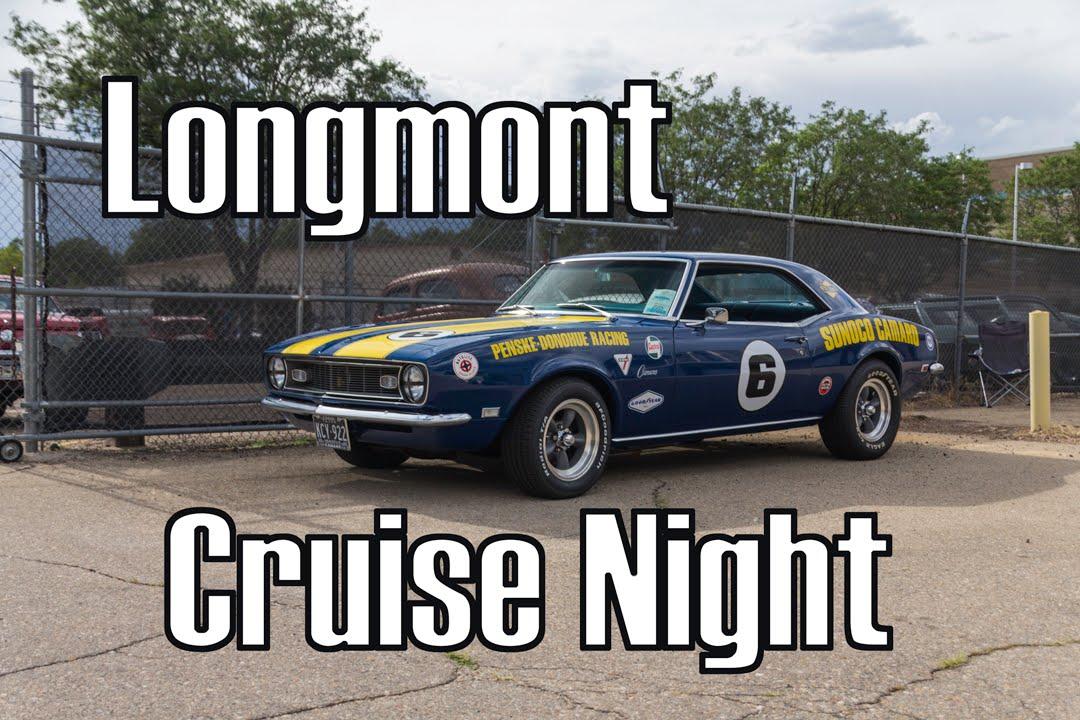 Longmont Cruise Night 2016