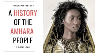 A History Of The Amhara People