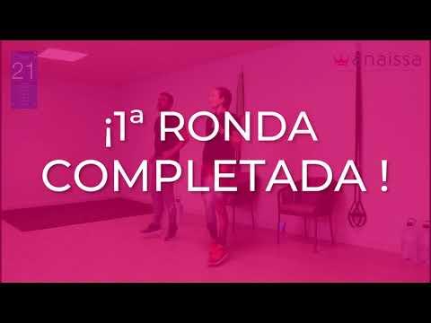 RETO #VIDASALUDABLEANAISSA RUTINA1