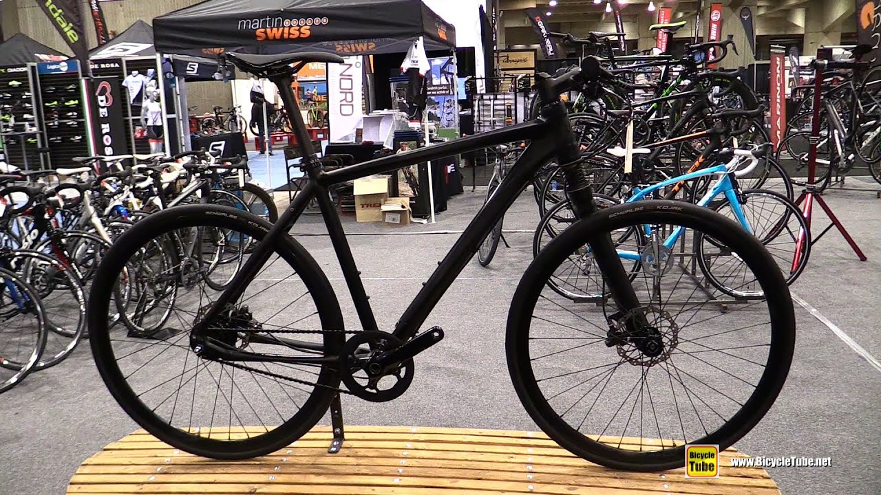 2015 cannondale bad boy 1 large bicycle walkaround