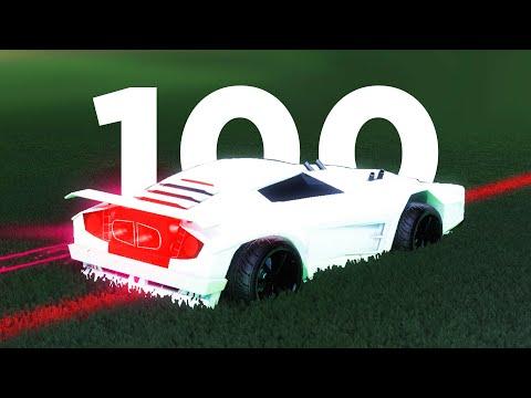 Rocket League MOIMENTS 100