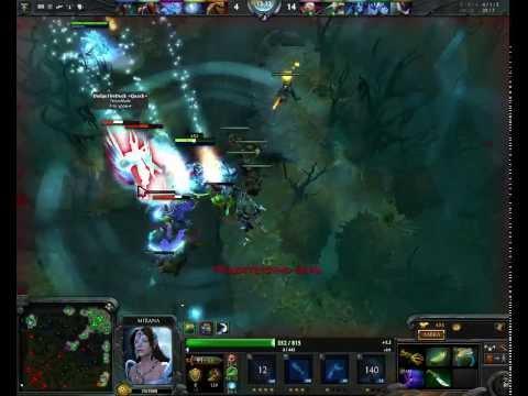 видео: Гайд по игре dota 2 (mirana)