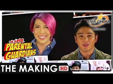 The Making   'The Super Parental Guardians'   Vice Ganda, Coco Martin