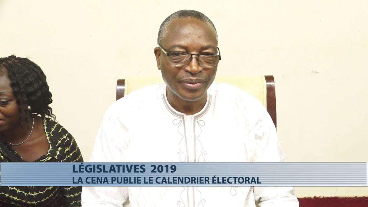 Calendrier Electoral 2019.Legislatives 2019 Le Calendrier Electoral Disponible
