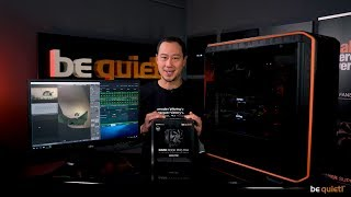 Threadripper system with air cooling? | be quiet!