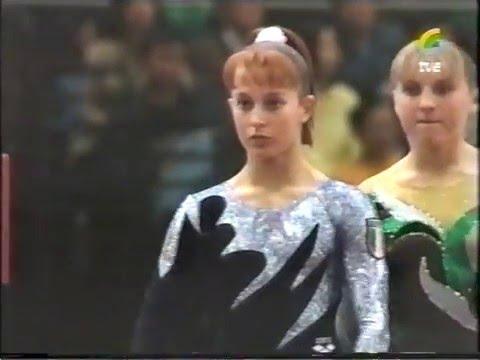 1999 gimnasia artistica mundial Tianjin   final individual