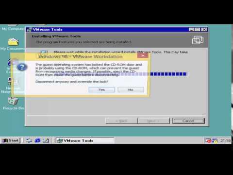 Windows 98 Loading