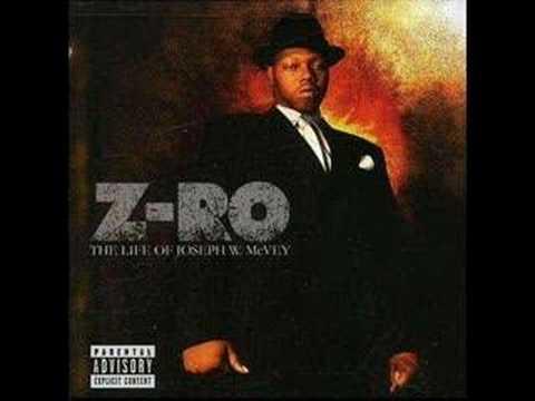 Z-Ro - Ain't Having none of that bullshit