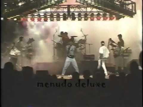 MENUDO - Hold Me - Robi Rosa LIVE