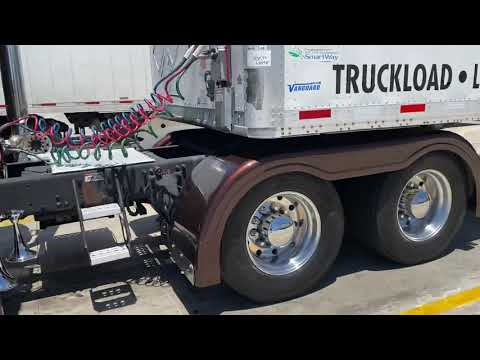 Custom Freightliner Century