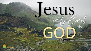 Church Service and Bible Class  4-24-2021: Jesus My Lord and my GOD