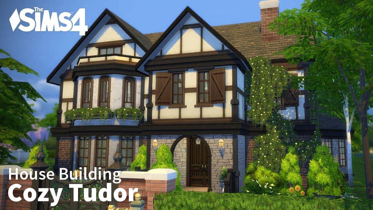 Eccezionale The Sims 4 House Building - Cozy Tudor - YouTube ST63