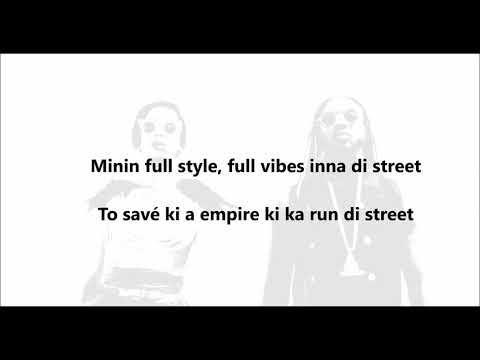 Jahyanai King X Bamby - WHO MAD AGAIN (original lyrics)