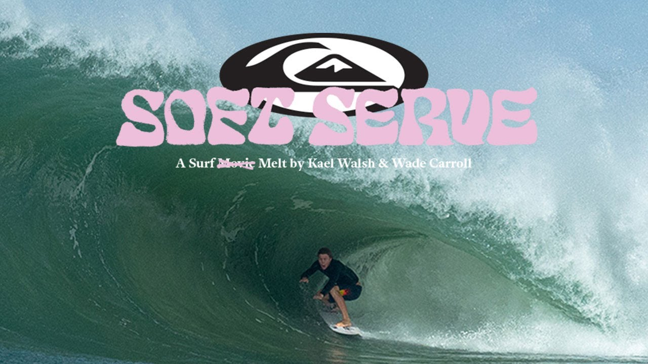 When You Surf Like This, You're Gonna Get Hurt | Kael Walsh In Soft Serve