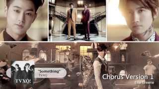 "[DL] TVXQ ""Something"" Ringtones"