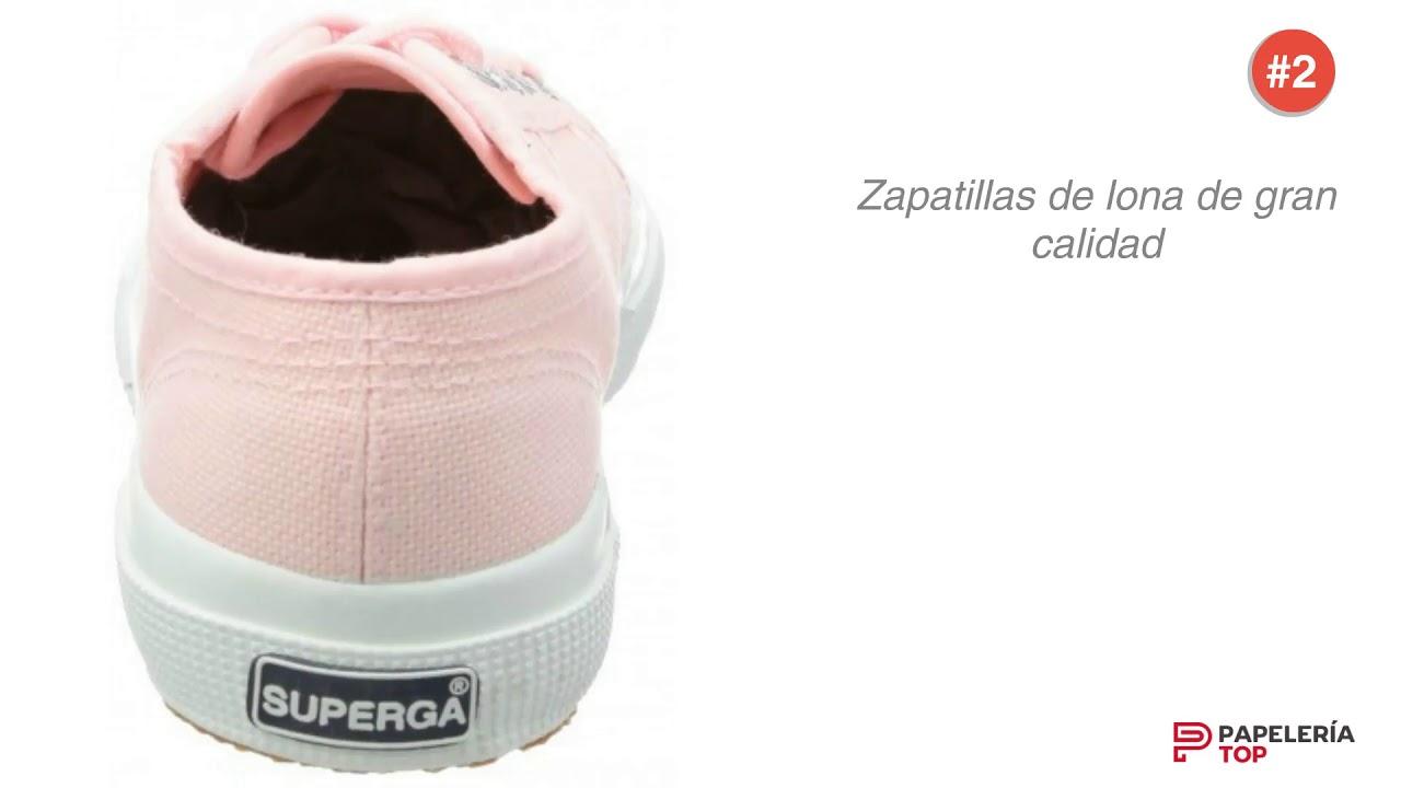 Análisis y opiniones ▷ Superga 2750 Cotu Classic, Zapatillas Unisex Adulto, Rosa (915 Pink), 42 EU