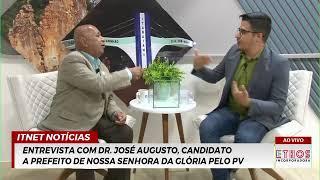 FOCCA entrevista CARMINHA MENDONÇA agora e DR. JOSÉ AUGUSTO