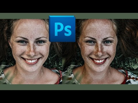 Potenciar las pecas en photoshop tutorial rapido y sencillo thumbnail