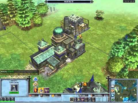 Empires Dawn of the Modern World online