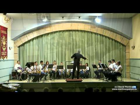 Colors of the wind (BSO Pocahontas) Alan Menken - Ensemble de Saxofons A. M. L'Artística de Carlet