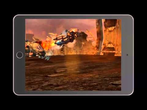 Геймплей из игры Sandstorm: Pirate Wars для iPad (gameplay) - madeforipad.ru