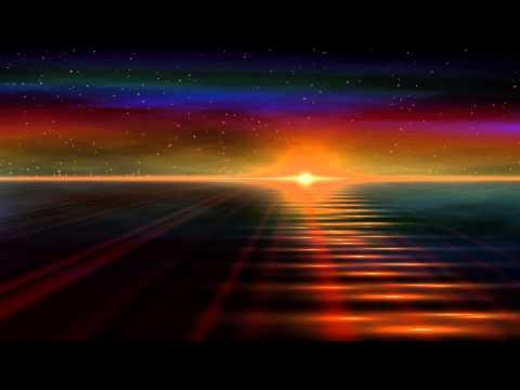 4k sundown sparkling horizon colorful background video 2160p animation stock youtube - Background images 4k hd ...