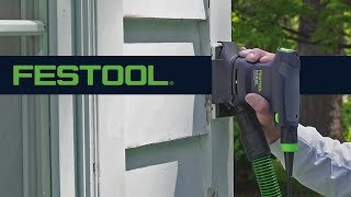 Festool Paint: Power Tools for Professional Painters