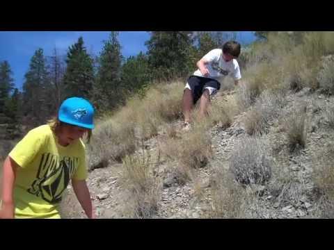 Kelowna 09 Part 2 The Climb