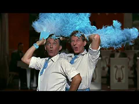 Sisters (Lip-Synced) - Bing Crosby And Danny Kaye, Sung By Rosemary Clooney And Vera-Ellen