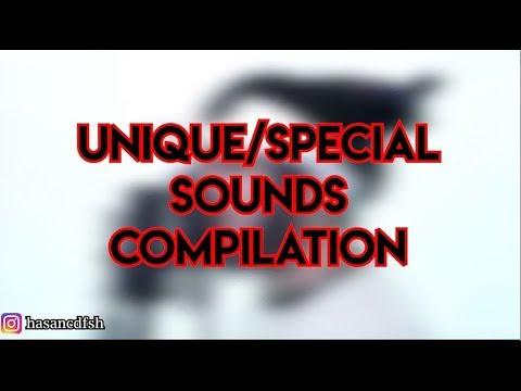 UniqueSpecial Beatbox Sounds Compilation  Helium Kenozen Tomazacre
