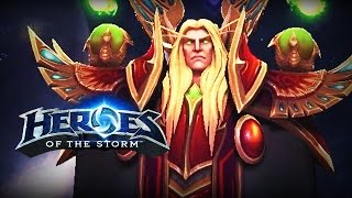 ♥ Heroes of the Storm (Gameplay) - Kael