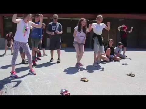 Spring Creek School EV Races