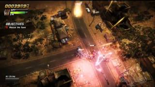 GameSpot Reviews - Renegade Ops (Xbox 360, PS3, PC)