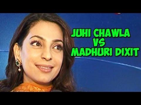 Gulaab Gang : Is Juhi Chawla still competing with Madhuri Dixit?