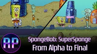 SpongeBob SuperSponge (PS1) - From Alpha To Final