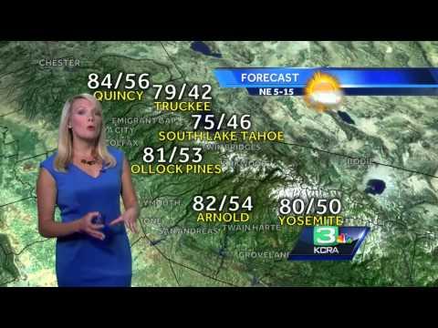 Tamara's Thursday Forecast