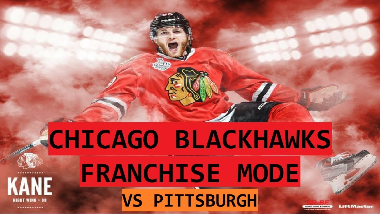 NHL 18 □ FRANCHISE MODE  001 □ CHICAGO BLACKHAWKS  Deutsch 9a6b251eb
