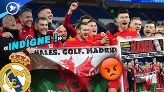 La provocation de Gareth Bale envers le Real Madrid met le feu à l'Espagne | Revue de presse