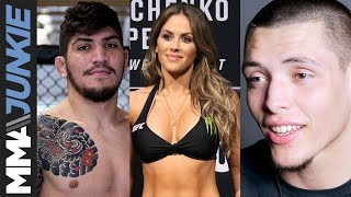 Dillon Danis, Brittney Palmer and Joe Giannetti are our guests on today's show.