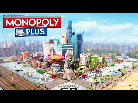 MONOPOLY PLUS TRYING NOT TO GO BANKRUPT - HOST RYAN  - WITH OLIVER ROAD TO 1.4K SUBS