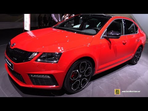 2018 Skoda Octavia RS - Exterior and Interior Walkaround - 2017 Frankfurt Auto Show