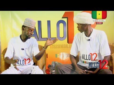Message de Paix Dans Allo12 avec Tapha Toure ak Ndiol Mdrr