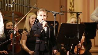 У Львові пісні «Бітлз» заспівали діти в супроводі симфонічного оркестру
