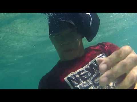 Swimming sa Biaringan Island (puyo)