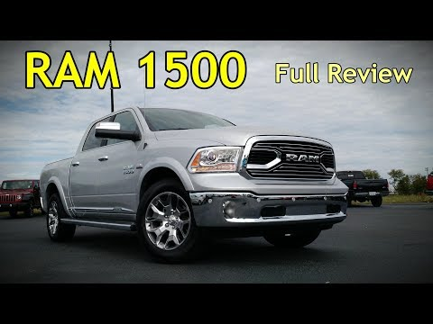 2018 Ram 1500: Full Review | Limited, Laramie Longhorn & Laramie