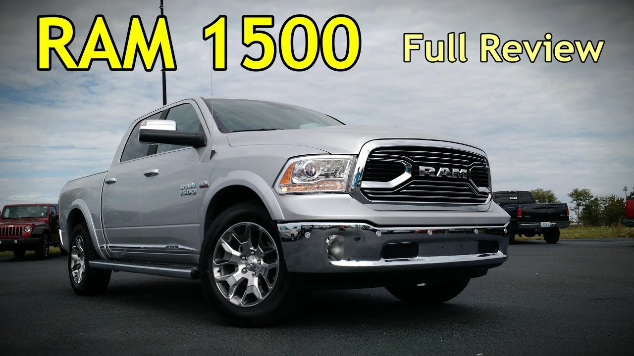 2018 Ram 1500 Full Review Limited Laramie Longhorn