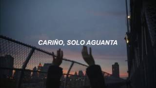 just hold on // steve aoki & louis tomlinson (español)