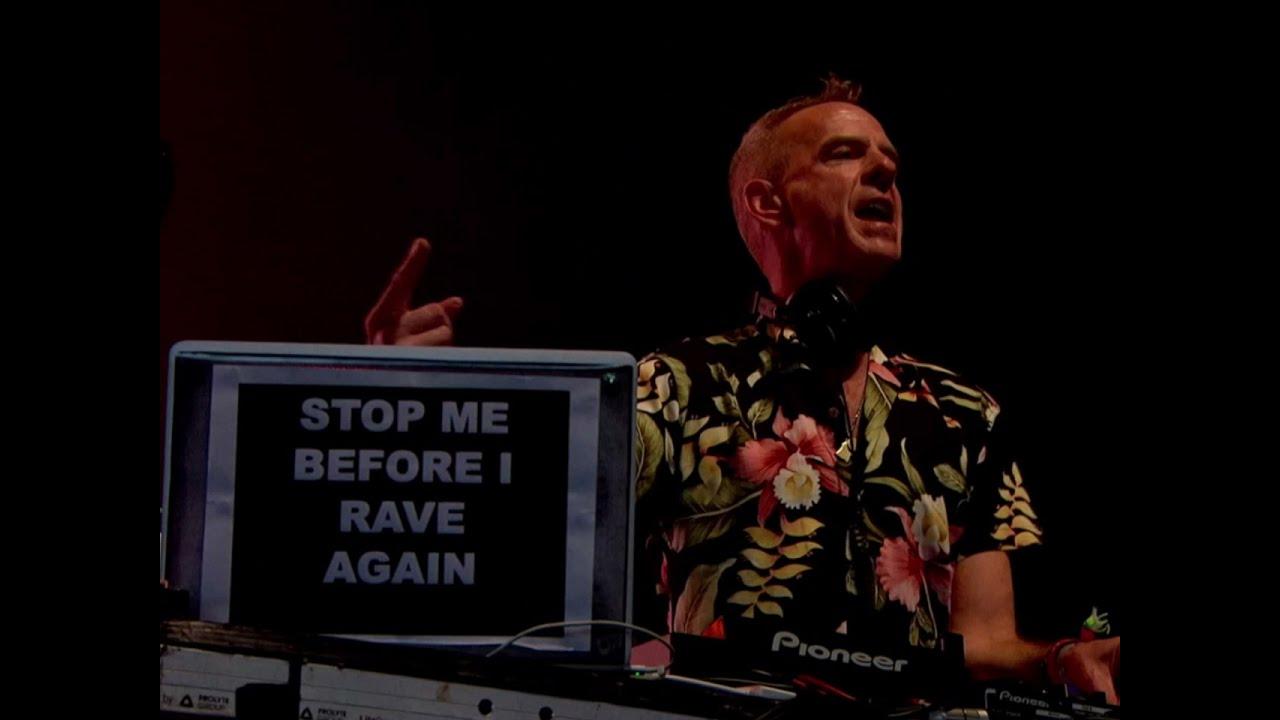 Fatboy Slim - John Peel Stage, Glastonbury 2016