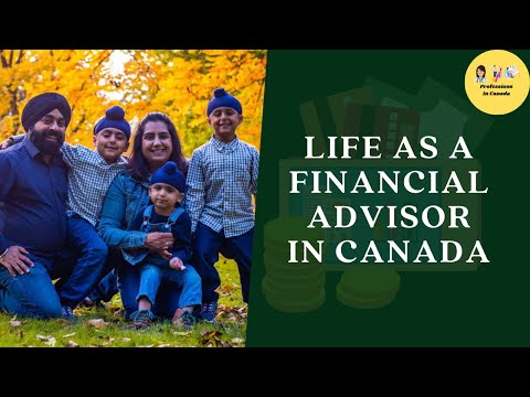 Life as a Financial Advisor in Canada