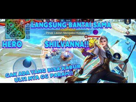 Hero Silvanna Mobile Legends Bang Bang - Gameplay
